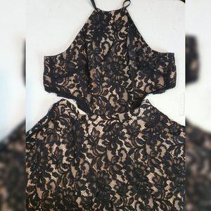 Bebe Mini-Dress